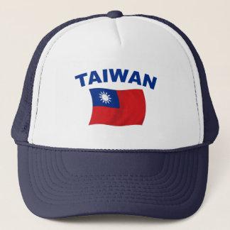 Taiwan Flag 2 Trucker Hat