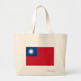 Taiwan Flag Bags