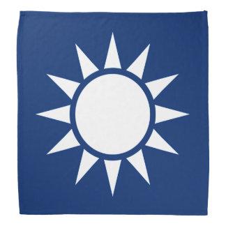 Taiwan Flag Bandana