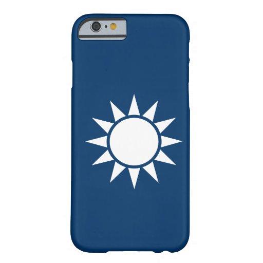"Taiwan Flag ""Classic"" iPhone 6 Case"