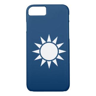 "Taiwan Flag ""Classic"" iPhone 7 Case"