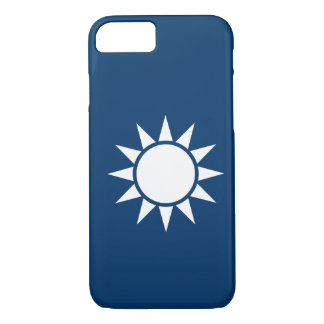 "Taiwan Flag ""Classic"" iPhone 8/7 Case"