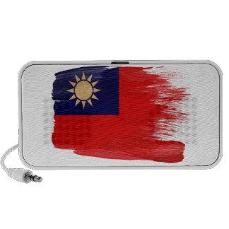 Taiwan Flag Mp3 Speaker