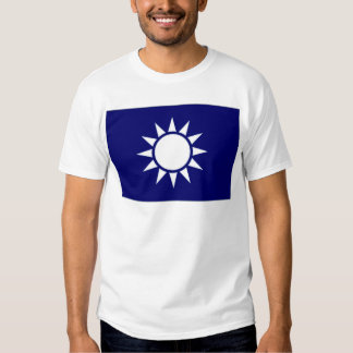 Taiwán Jack naval Camisas