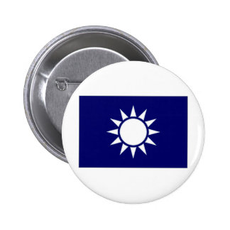 Taiwán Jack naval Pin