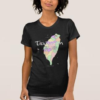 Taiwan Map Shirt