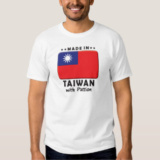 Taiwan Passion Shirt