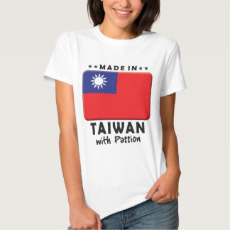 Taiwan Passion T Shirt