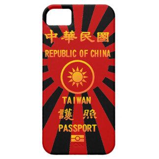 Taiwan Passport iPhone SE/5/5s Case