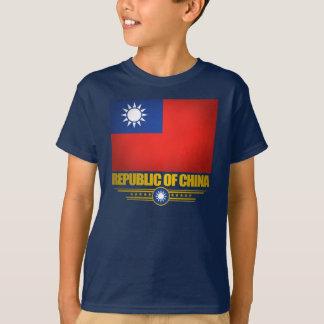 Taiwan (Republic of China) Flag Shirts