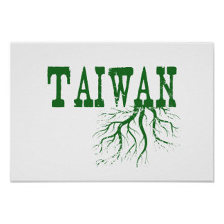 Taiwan Roots Poster