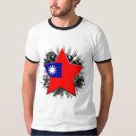 Taiwan Star T-Shirt