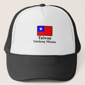 Taiwan Taichung Mission Hat