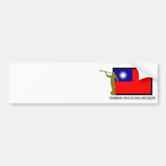 TAIWAN TAICHUNG MISSION LDS CTR CAR BUMPER STICKER