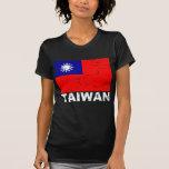 Taiwan Vintage Flag T Shirts