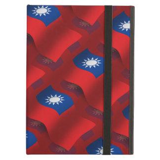 Taiwan Waving Flag Case For iPad Air