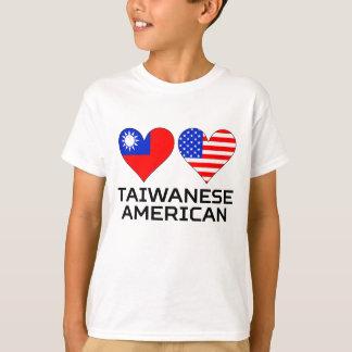 Taiwanese American Hearts T-Shirt