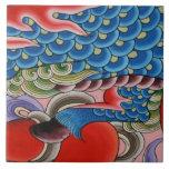 Taiwanese art tiles