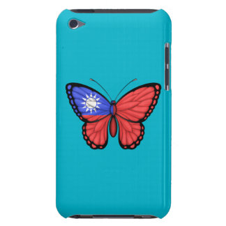 Taiwanese Butterfly Flag iPod Touch Case-Mate Case