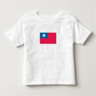 Taiwanese Flag Toddler T-shirt