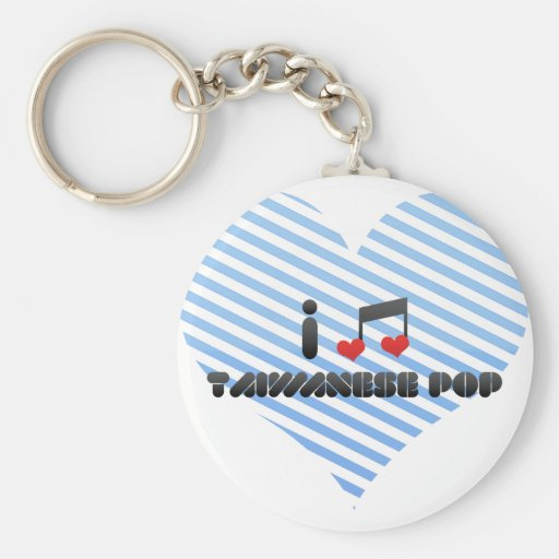Taiwanese Pop fan Key Chains