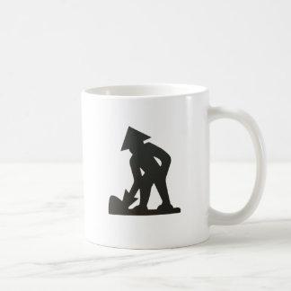 Taiwanese Worker Coffee Mug
