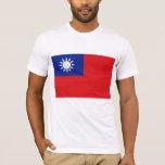 Taiwan's Flag T-Shirt