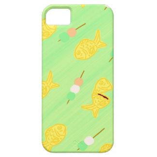 Taiyaki & Dango iPhone 5 Case