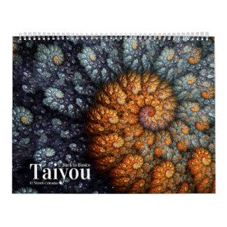 """""""Taiyou: Back to Basics"""" Calendar"""
