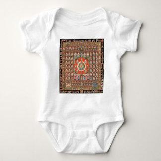 Taizokai Mandala Baby Bodysuit