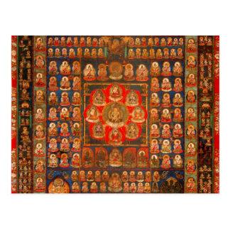 Taizokai Mandala Postcard