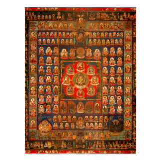 Taizokai Mandala Post Cards