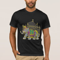 Taj Elephant T-Shirt