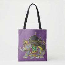 Taj Elephant Tote Bag