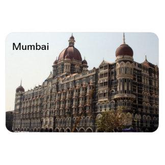 taj hotel mumbai rectangular photo magnet