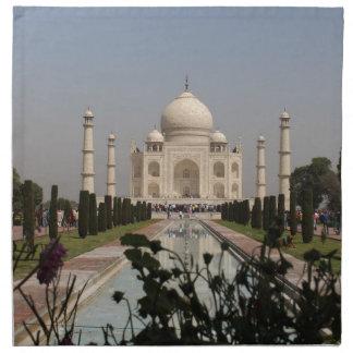 Taj Mahal 2 Cloth Napkin