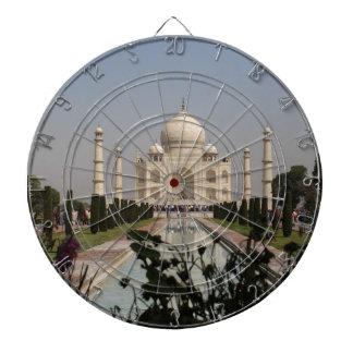 Taj Mahal 2 Dart Board