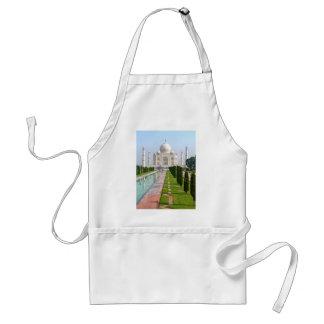 Taj Mahal 3 Adult Apron
