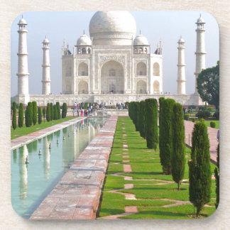 Taj Mahal 3 Drink Coaster