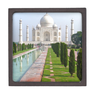 Taj Mahal 3 Keepsake Box