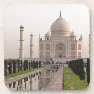 Taj Mahal 4 Beverage Coaster