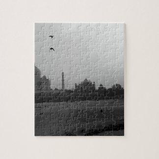 Taj Mahal 5 Jigsaw Puzzle