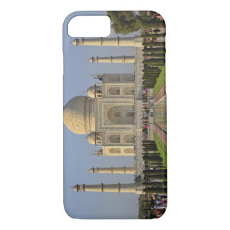 Taj Mahal, a mausoleum located in Agra, India, 2 iPhone 8/7 Case