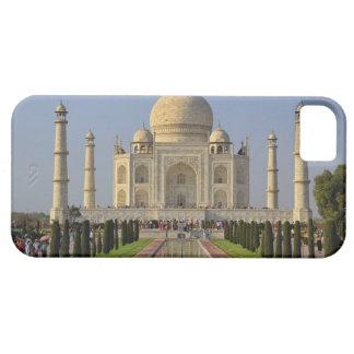 Taj Mahal, a mausoleum located in Agra, India, 2 iPhone SE/5/5s Case