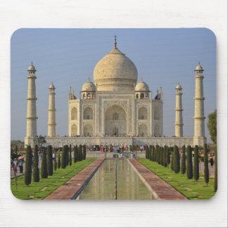 Taj Mahal a mausoleum located in Agra India 2 Mouse Pad