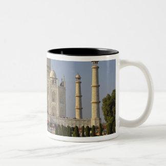 Taj Mahal, a mausoleum located in Agra, India, 2 Coffee Mug