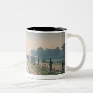 Taj Mahal, Agra, India 2 Coffee Mug