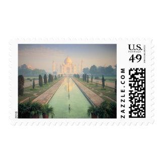 Taj Mahal, Agra, India 2 Postage