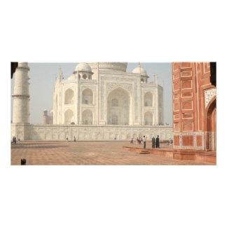Taj Mahal, Agra, India Card