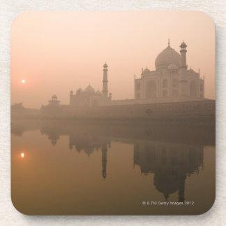 Taj Mahal, Agra, India Drink Coaster